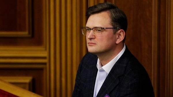 «Это не более чем «хотелка»: Кулеба ответил на требования Кремля по особому статусу Донбасса
