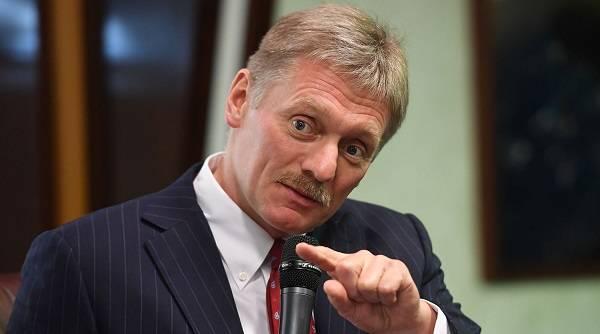 Песков заявил, что Россия влияет на боевиков «ЛДНР»