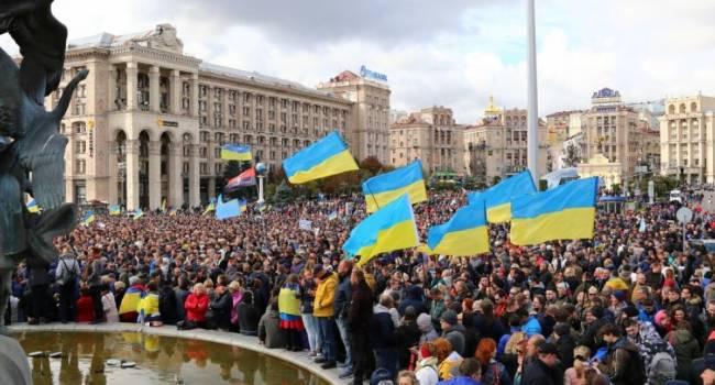 Костюк: сегодня пришло время всем патриотическим силам объединиться вокруг идеи полноценной независимости Украины