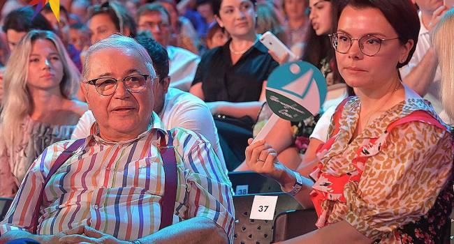 «Не подходит она ему»: знаменитый сатирик сокрушается из - за женитьбы Петросяна на Брухуновой