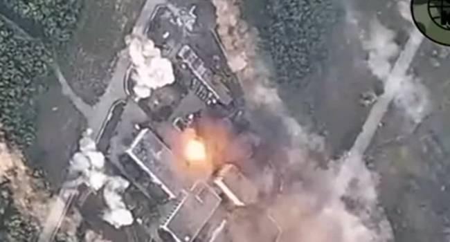 «Не осталось ничего. Ни боевиков. Ни складов, ни оружия…»: К-2 нанесли смертельный удар по российским оккупантам