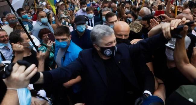 «Мы защитим страну»: Порошенко заявил, что «кварталовские штучки» в Украине уже не проходят