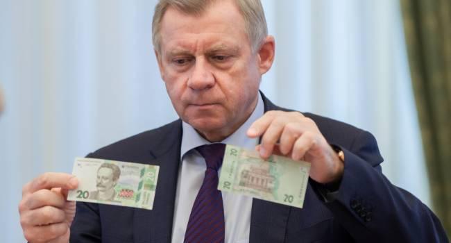 Себастьянович: и Смолий, и Марченко – не те люди, которые могли бы помочь украинской экономике выбираться из задницы