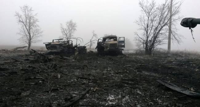 Наемники РФ 5 раз пытались прорвать линию обороны ВСУ на Донбассе, Украина понесла потери