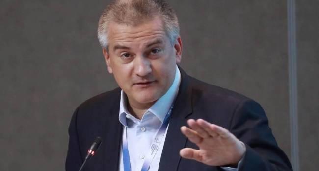«Предупреждал задолго до президентства»: Аксенов напомнил украинскому лидеру о скандальном ролике о Крыме