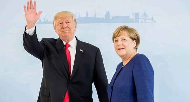 «Можно считать комплиментом»: немецкий политолог комментировал оскорбление Трампа в адрес Меркель