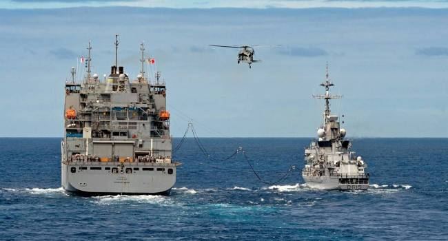 Франция больше не будет в составе НАТО патрулировать берега Ливии, Макрон первым испугался