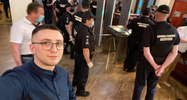 «Начинающий диктатор, который закончит еще хуже, чем Янукович»: Стерненко заявил, что Зеленский не является гарантом Конституции