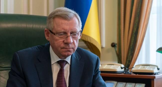 Смолий уволен с должности главы НБУ. Соответствующий проект постановления поддержали 286 депутатов