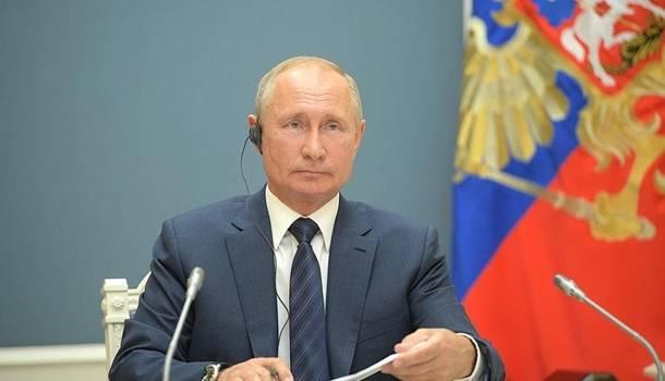 «Приняты по воле народа»: Путин прокомментировал итоги референдума об обнулении его сроков
