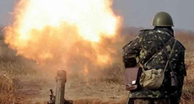 Кровавые атаки войск РФ на Донбассе: Позиции ВСУ приняли на себя сотни мин и снарядов