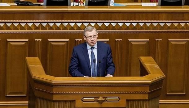 Уволенный Смолий рассказал, как на него давили в период работы главой НБУ