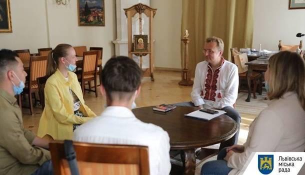 Во Львове анонсировали начало съемок фильма по роману легендарного Кузьмы Скрябина