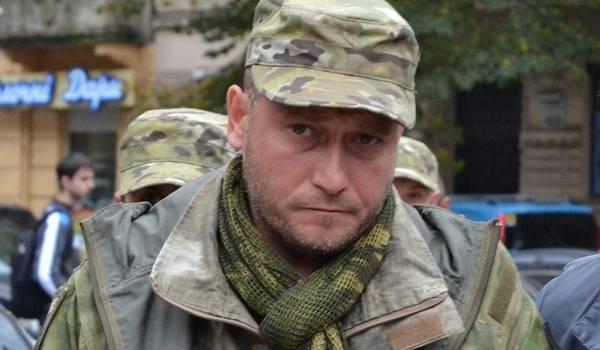 Мы в 2014 году могли освободить Донецк, но нам был дан приказ отступать – Ярош