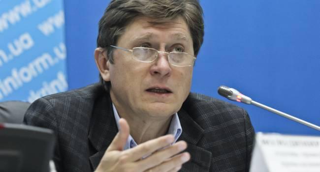 Такие политические силы, как ОПЗЖ и «Партия Шария», принесут не быстрый мир, а войну на всей территории Украины - Фесенко