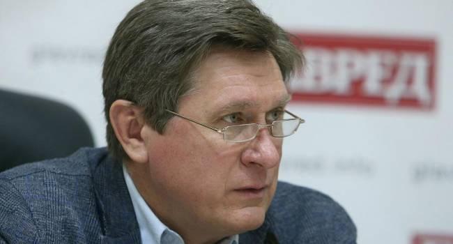 Фесенко: Если в украинском обществе будет доминировать ненависть, то никакой Путин уже не нужен - мы будем сами себя методично уничтожать
