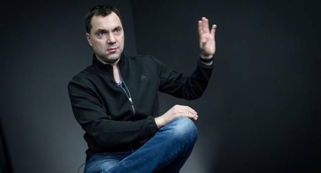 Арестович: Товарищи «зеленые», даже в страшном сне не нужно пробовать «дать воду в Крым», пока полуостров оккупирован, ведь здоровье дороже