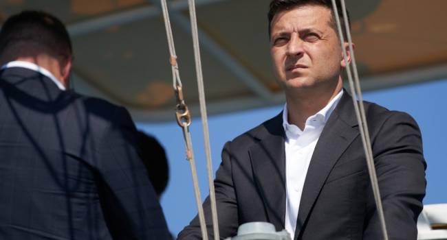 Ветеран АТО: сегодня в Одессе величайший лидер современности фактически сбежал от журналистов