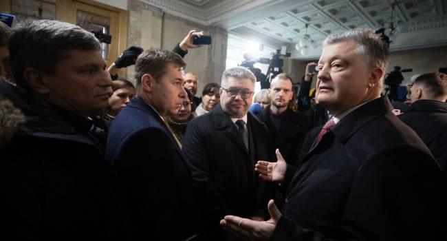 «Особая форма защиты»: политолог объяснил, почему Порошенко никогда не окажется в тюрьме