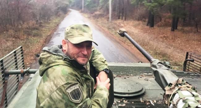 ВСУ уже зашли в Донецк, и могли освободить город, но поступил приказ…, - Ярош