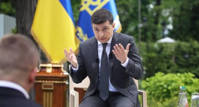 Зеленского подловили на вранье относительно заявления давления на НБУ