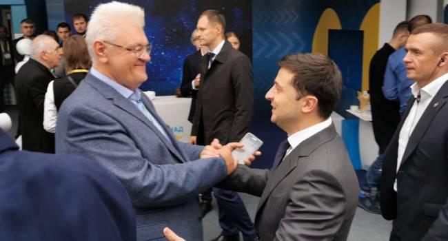 Сивохо заявил, что Владимир Зеленский готов действовать радикально
