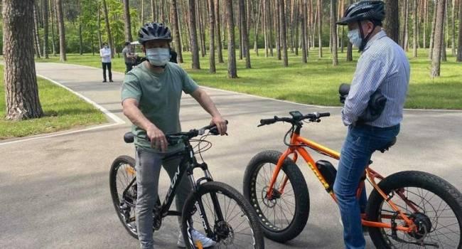 Украинцы за аренду велика Зеленскому заплатят 40 тысяч гривен