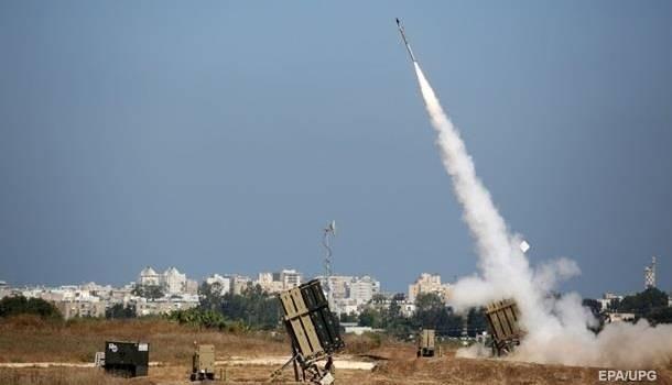 Удар по Израилю из сектора Газа: «Железный купол» успешно перехватил смертоносные ракеты