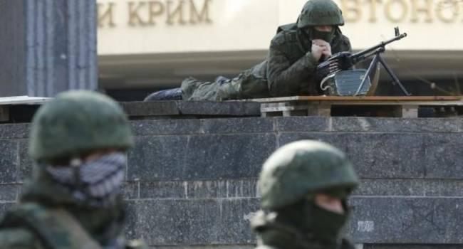 Телеведущая: в 2014-м защищать Крым помешали не отсутствие приказов, а люди, которые, увидев «зеленых человечков», почувствовали себя «белыми людьми»
