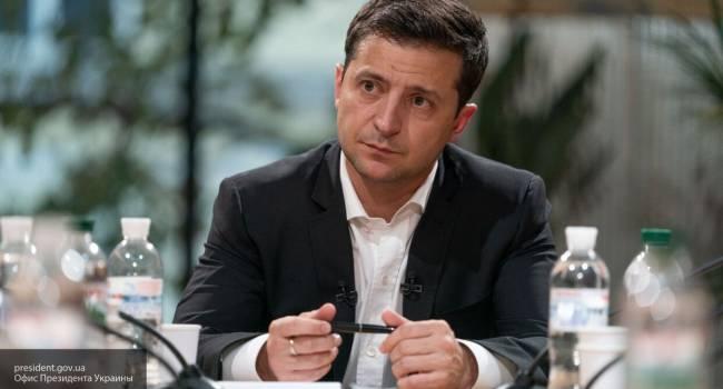 Головачев: Поведение Зеленского говорит о том, что он обычный «кидала», типичный представитель украинской «хуторянской элиты», считающий ложь нормой поведения