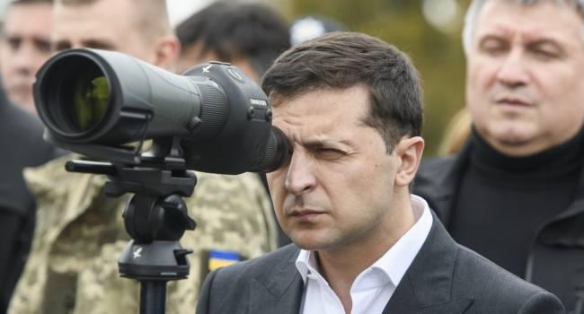 Журналист: вместо командующего ВМС Украины такие заявления должен делать Зеленский, но очень почему-то пока молчит