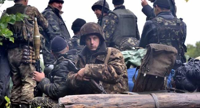 «Слава Украине»: Силы ООС отразили жесткие атаки боевиков без единой потери