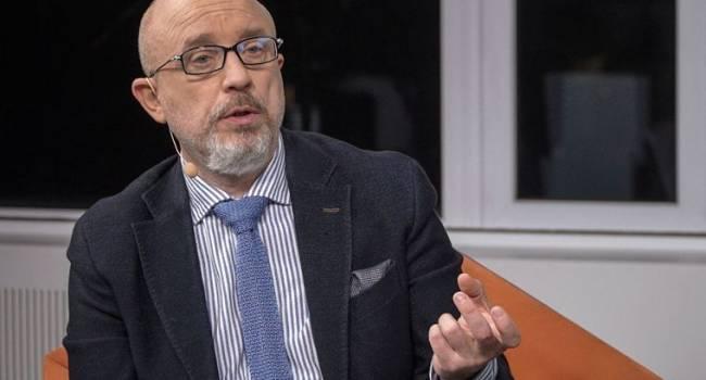 Москва готова к «сближению позиций» по Донбассу – Резников