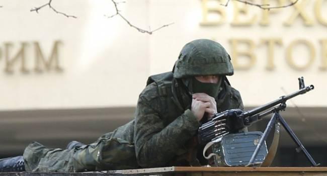 Блогер: бросились бы в 2014-м спасать Крым – потеряли бы половину Украины