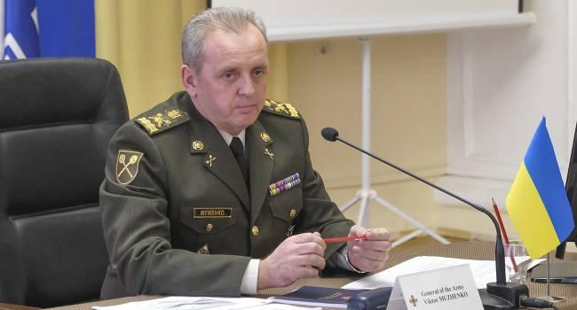 «У нас не было ни сил, ни средств»: Муженко объяснил, почему украинская армия не смогла остановить выход боевиков Гиркина из Славянска