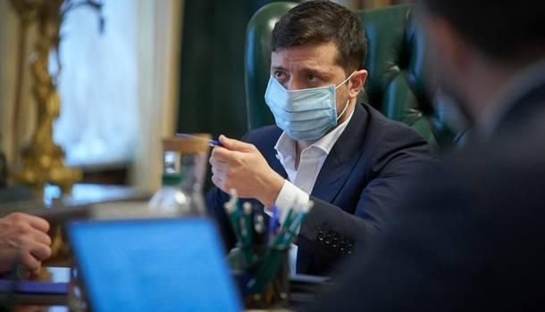 Шмыгаль рассказал Зеленскому о стабилизации эпидемии коронавируса