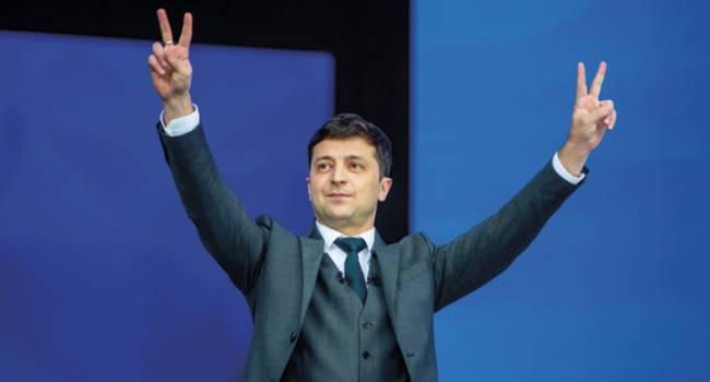 Спиридонов: Если бы Зеленский завершил войну на Донбассе на приемлемых условиях, то он вошел бы в историю как успешный президент