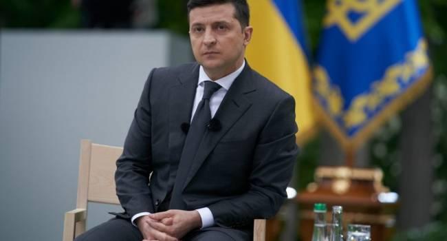 Нынешняя политика Зеленского приведет к новой катастрофе в отношениях с РФ, и среди ее жертв будут и сторонники президента - мнение