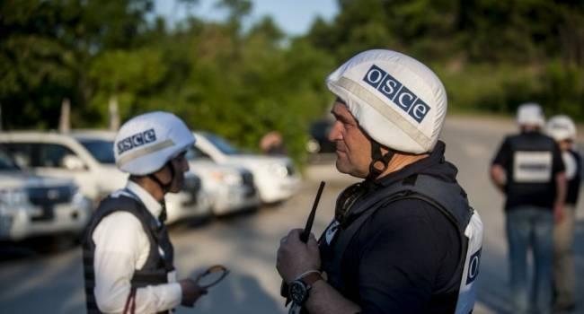 Неприятный звоночек России: в правительстве снова вспомнили о возможности появления миротворцев ОБСЕ на Донбассе