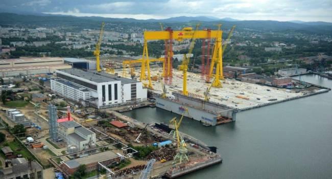 В России приступили к строительству самого мощного в мире атомного ледокола