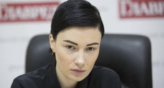 Приходько заявила, что митинги в поддержку Порошенко проплаченные и нужно верить только Пальчевскому