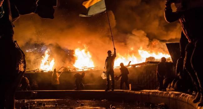 Кравченко: Если украинское руководство прогнется, и вступит в прямой диалог с ОРДЛО, то это закончится Майданом, свержением действующей власти и гражданской войной