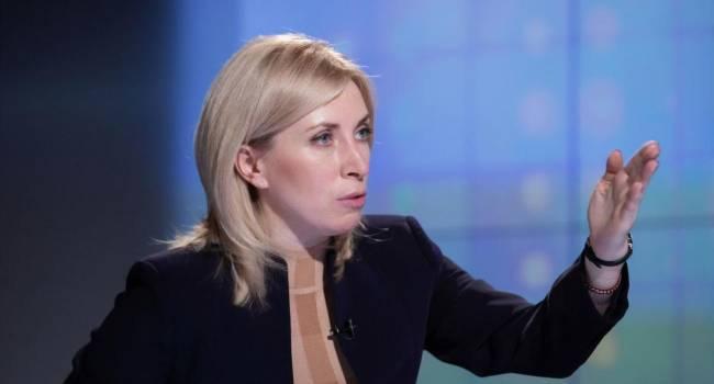 Телеведущая: в желании поймать Порошенко на сотрудничестве с врагом, «зеленые стратеги» вышли на самих себя