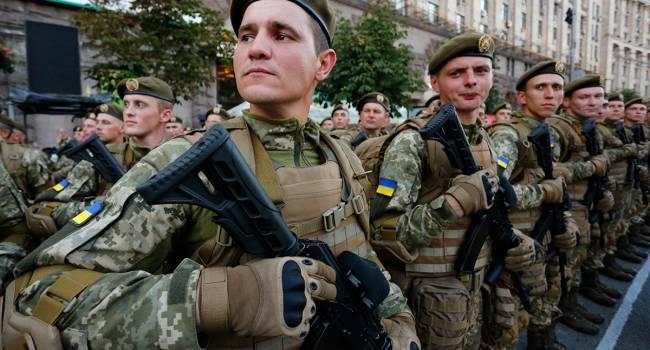 Армия Украины может только парады проводить, но не воевать – Госдума РФ