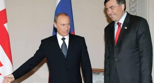 «Он знает, что произойдет через 3 года»: Саакашвили рассказал о талантах Путина