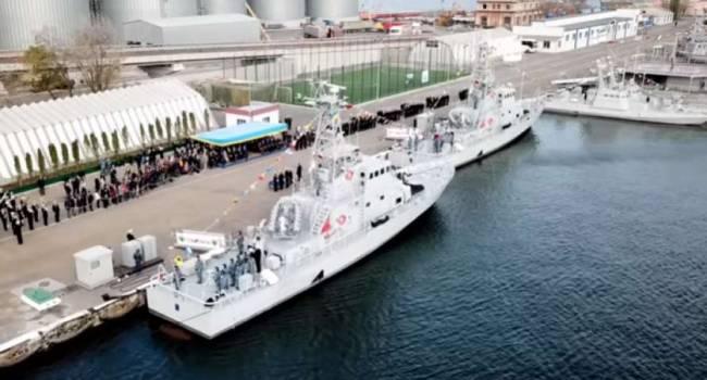 Флот ВМС ВСУ провел успешный поход в Черное море