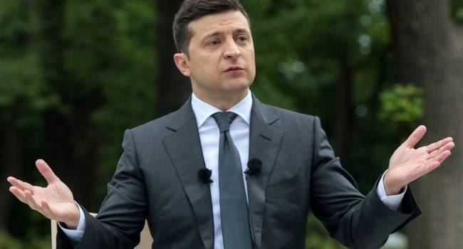 Москаль история президента Зеленского закончится плохо. Он не протянет 5 лет, поскольку у него нет потенциала