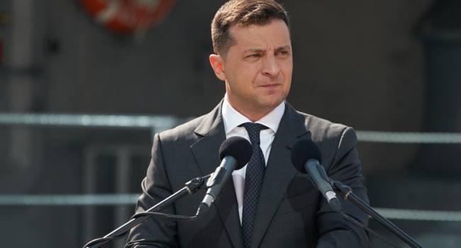 Грынив: Главный промах Зеленского - это решение идти в президенты. Он абсолютно не был готов занять эту должность