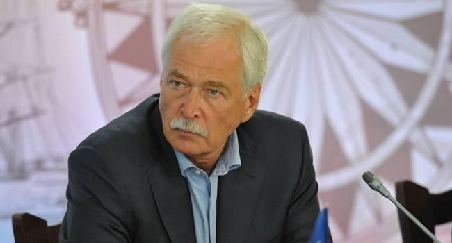 «Срывают обмен удерживаемыми лицами»: Грызлов «набросился» на Украину с обвинениями