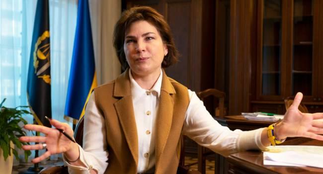 Блогер: мадам имеет шанс стать первым генпрокурором Украины за решеткой